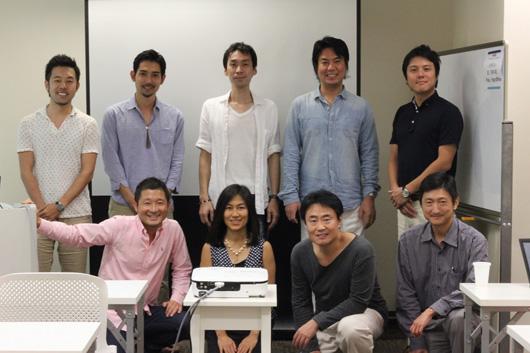 海外在住起業家勉強会 in シンガポール